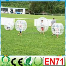 Crazy !!soccer bubble,bubble ball soccer,inflatable human soccer bubble