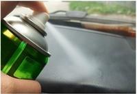 Auto Silicone Dashboard Polish dashboard wax spray car polish