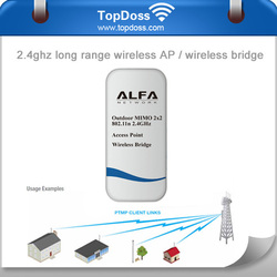 ALFA 5.8GHz 300Mbps wifi adapter wifi roouter covege 3-5KM