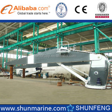 Ship Hydraulic Swivel/Slewing Marine Crane for sale