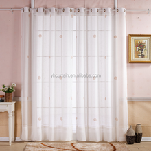 simple life voile curtain