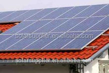 Solar panel 1000W 2000W price/Hybrid solar panel system/panel solar price