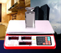 Weight Machine for Fruit and Vegetable with Price Computing Function