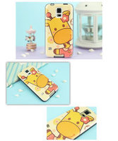 New Style Cartoon Little Giraffe Soft Silicone Cell Phone Case For Samsung Galaxy S5 From Alibaba China