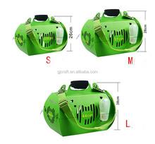 2015 Newest Folding Polypropylene Plastic Cat Carrier