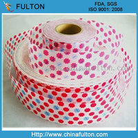 Colored Wax Candy Chocolates Decoration Wrapping Paper For Bouquets