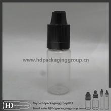 HD plastic dropper bottle, e liquid bottle empty, e-liquid bottles