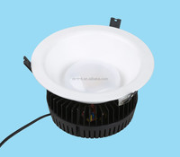 High Power 6inch led downlight 60W in hot sales Ra>75