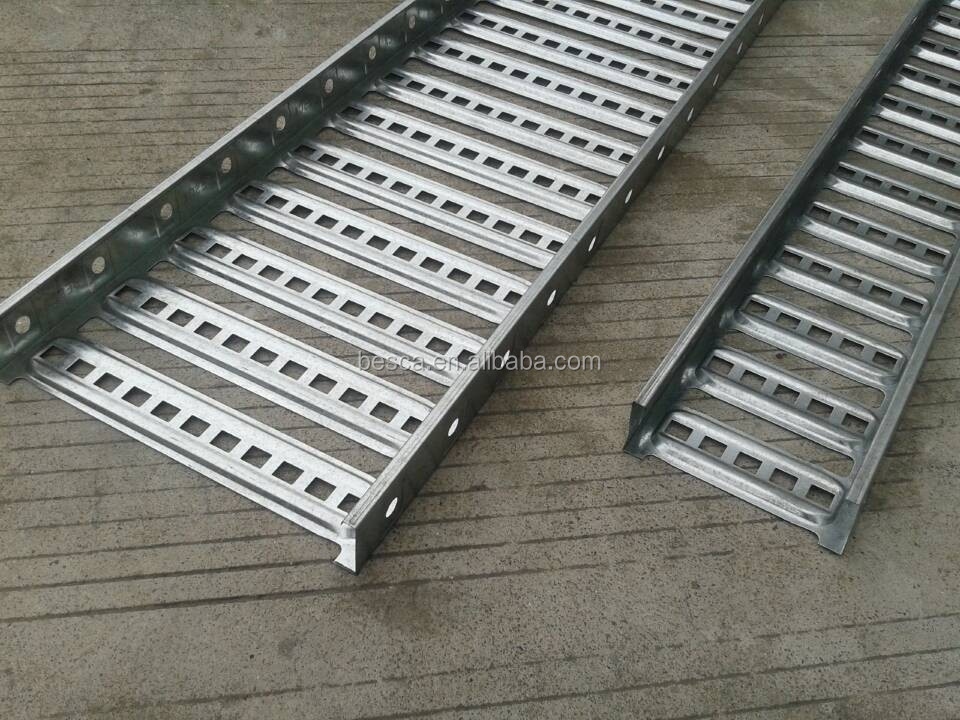 Ladder Cable Tray With Good Loading Rate And Cheap Price
