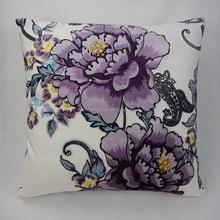 Throw custom chinese silk pillows cuatom wholesale decorative pillow covers