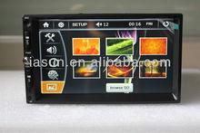 pantalla táctil digital universal deckless autoestéreo( sin cargador de dvd), 1080p hd jugando con el apoyo