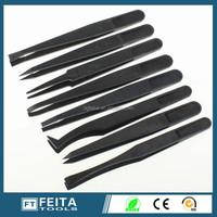 Wholesale Best Price ESD Industrial Plastic Tweezers Made In China