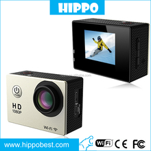 Newest Original Sj4000 Wifi 2.0 LCD display screen Action Sport camera with Video Format H.264MOV