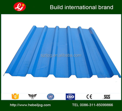 corrugated steelroofing sheet panel house cheap color coated corrugated metal steel sheet YX35-125-750(V750)