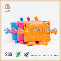 Smiling appleguy EVA foam shock-resistant tablet case for kids