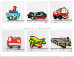 PVC Fridge Magnet, Personalized Fridge Magnets, Souvenir Car Shaped Magnets For Fridge