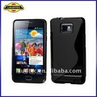 S Line TPU gel case for Samsung Galaxy S2 i9100