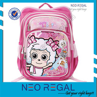 420D waterproof child school bag