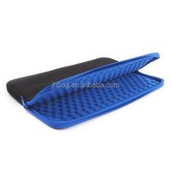 High quality hot sale Neoprene laptop bag with zipper