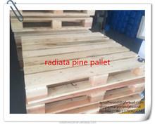 radiata wood pallet