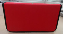 2014 Fashional durable red cd box at promotional