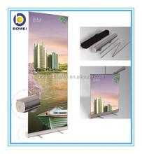 promotion roll up banner,Aluminum roll up stand, Retractable banner stand