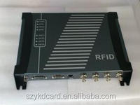 Cheap desktop 125khz 13.56mhz RFID smart card reader with keyboard