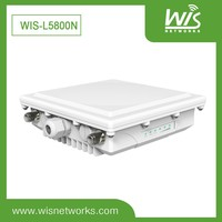 5GHz 300Mbps Outdoor Hi-power Wireless Sector Base Station (WIS-L5800N)