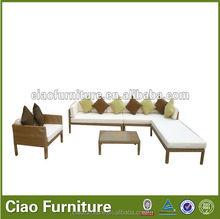 Garden furniture modern sofa/sofa accessory