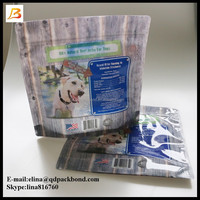 Economic Hotsell Qingdao Dog Pet Food Packaging Bag