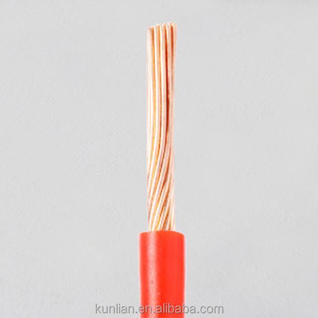 Classe 5 conducteur cuivre brin flexible 4mm2 6mm2 fil lectrique c ble fil lectrique c ble d - Cable electrique 4mm2 ...
