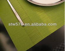 PVC mesh fabric for placemat