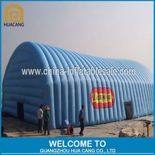 Large inflatable warehouse for sale