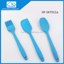 3Pcs Silicone Cooking Utensils