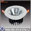 high LUX 7W 12W 22W 30W round recessed dimmable innovative ceiling