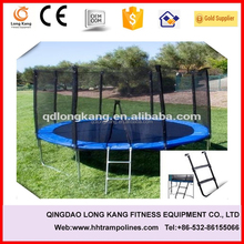 Hot selling new style basketball bungee trampoline bed with net and basketball