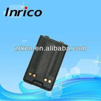 High capacity of 2000mAh Lithium ion walkie talkie battery