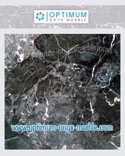 BLACK ZEBRA MARBLE TILE - 001