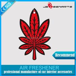 Custom paper air freshener , make hanging Paper car air freshener