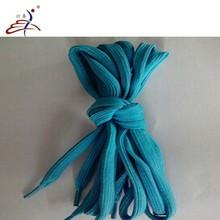 Color plano cordones de los zapatos de cordón de zapato venta al por mayor