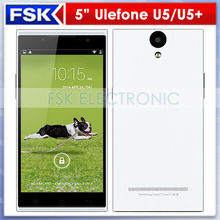 Cheapest smart phones Star Ulefone u5+ MTK6592 octa core 5inch dual sim card 2GB RAM +16GB ROM android mobile phone