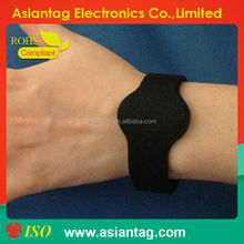 rfid smart card bracelet Ntag 203 silicone wristband