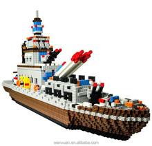 248 PCS creative kids plastic blocks,plastic connecting blocks for kids WANXUAN
