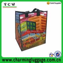 reusable laminated pp non woven shopping bag/Reusable bag/Reusable shopping bag