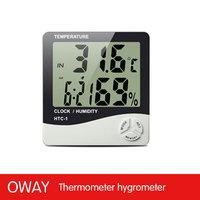 Wholesale digital indoor decorative thermometers
