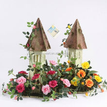 Artificial Flowers Head,Wedding Decoration Mix Order 17 Colors