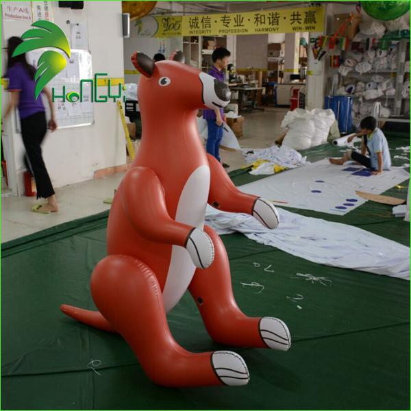 inflatable kangaroo (1)
