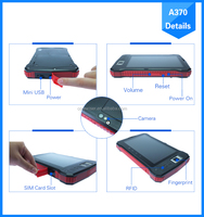 Android quad core smart phone with wifi, 3g, gps,gprs,bluetooth, fingerprint sensor, long time rfid sex tablets for men