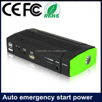 car emergency starter battery 12v 13600mah portable jump starters for gasline car