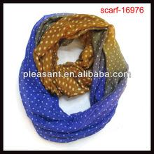 2014 de la moda de primavera tubo de bufandas